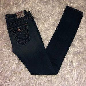 👖True Religion Skinny Jeans 👖 29x33  EUC!!